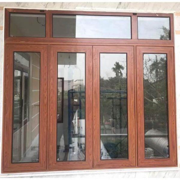 Cấu tạo của cửa sổ nhôm kính đẹp