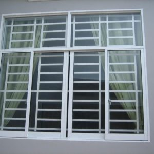 Đặc điểm của loại cửa sổ nhôm kính