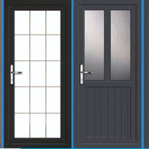 Đặc điểm của mẫu cửa nhôm kính phòng ngủ