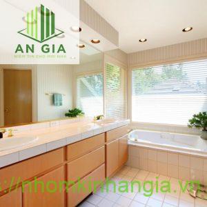 Trần nhôm nhà vệ sinh chống ẩm