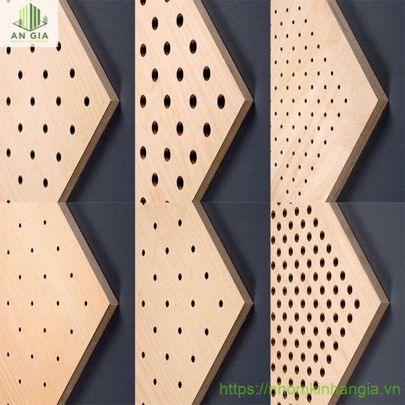 Trần ôm tiêu âm thiết kế bền bỉ
