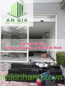 cửa tự động Tạ Quang Bửu quận 8, Tp Hồ Chí Minh