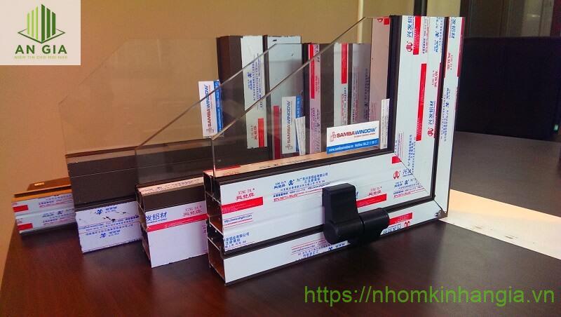 Kiểm tra độ dày thanh nhôm để phân biệt sản phẩm thật giả